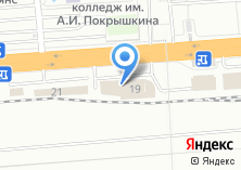 Компания «ОЕМ СЭЛЮШН» на карте