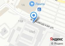 Компания «Сетка54» на карте