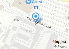 Компания «Капитал ДВ» на карте