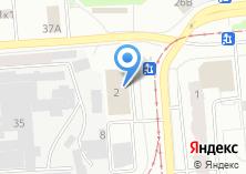 Компания «Tele2 Новосибирск» на карте