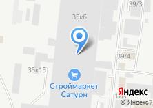 Компания «Мотолайф» на карте