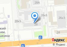 Компания «АэроКомфорт» на карте