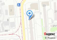 Компания «МИНИФУТ» на карте