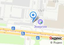 Компания «АВТОТРАСТ» на карте