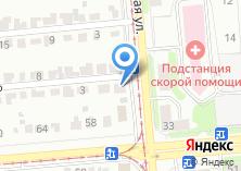 Компания «Клещиха» на карте
