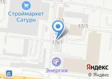 Компания «Продукты-Н» на карте