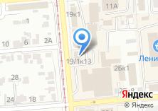 Компания «Центр комплектации строительства» на карте