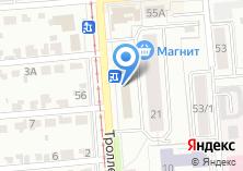 Компания «UNIPUMP» на карте