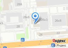 Компания «Учебные курсы» на карте