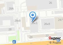 Компания «Инструмент Крепеж сеть магазинов» на карте