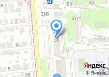 Компания «Лидинг» на карте