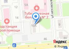 Компания «Продуктовый магазин на Петропавловской» на карте