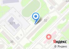 Компания «Русьхолод» на карте