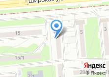 Компания «Сибтрансавто-Новосибирск официальный дилер Chevrolet Opel» на карте