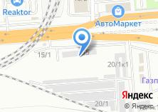 Компания «Погонажторг» на карте