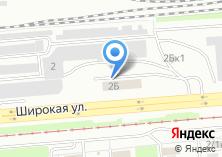 Компания «Магазин автозапчастей для ВАЗ ГАЗ» на карте