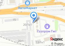 Компания «Ваш партнер» на карте