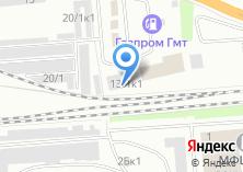 Компания «Автопарк» на карте