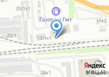 Компания «КРАФТ СИБИРЬ» на карте
