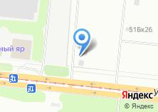 Компания «Автородео» на карте