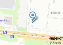 Компания «АвтоАкцент» на карте
