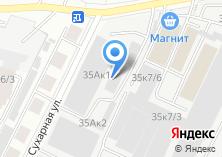 Компания «Завод Сибирского Технологического Машиностроения» на карте