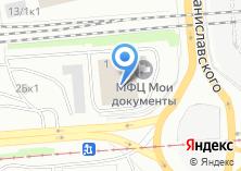 Компания «ПЯТНО» на карте