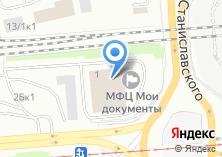 Компания «Сибирский центр геодезии и кадастра» на карте