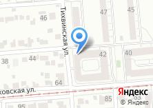Компания «Бел & com» на карте