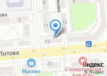 Компания «Кафель Ламинат» на карте