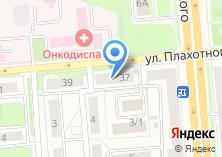 Компания «Сибирские Входные Двери» на карте