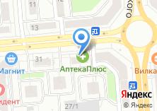 Компания «Тисс» на карте