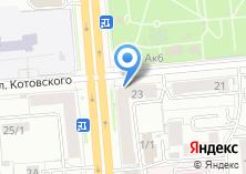 Компания «Мир Сантехники и крепежа» на карте
