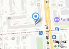 Компания «Магазин нижнего белья и чулочных изделий» на карте