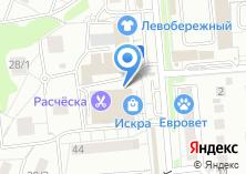 Компания «Медовый Спас» на карте