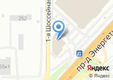 Компания «PRIME auto» на карте