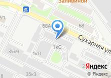 Компания «Autopiter.ru» на карте