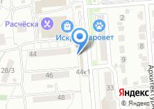 Компания «Сибклубок.ru» на карте