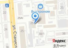 Компания «Старком-Новосибирск» на карте