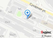 Компания «RESTOCATERING» на карте
