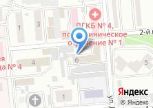 Компания «ЖЭУ №75» на карте