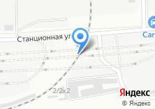 Компания «Чародей» на карте