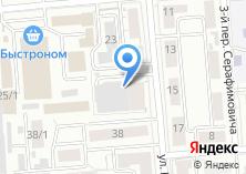 Компания «Новосибирскгортеплоэнерго» на карте