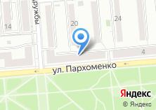 Компания «НСК-ПРОКАТ.РФ» на карте