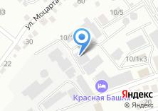Компания «Сибирский Оптовый Центр» на карте