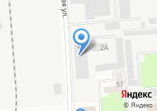 Компания «Антенна» на карте