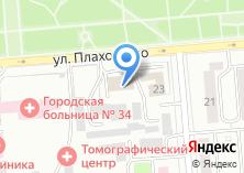 Компания «Muzhnachas154» на карте