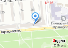 Компания «ВЯТЛ-ОС» на карте