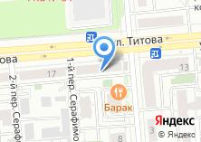 Компания «Выбор» на карте