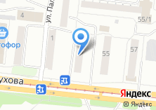 Компания «Ванадзор» на карте